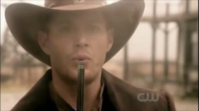 Watch and share Dean Winchester - Cowboy Casanova GIFs on Gfycat
