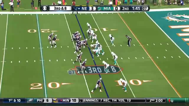 Watch and share Patriots Highlights GIFs and Miami Dolphins GIFs on Gfycat