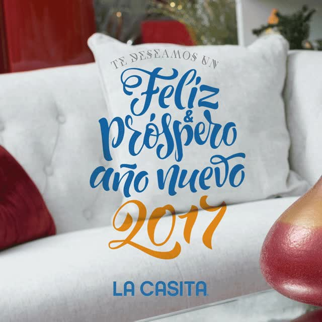 Watch and share Feliz Año Nuevo La Casita GIFs on Gfycat