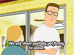 Watch Hank hill GIF on Gfycat. Discover more related GIFs on Gfycat