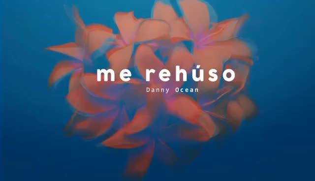 Watch and share Danny Ocean -  Me Rehúso (Official Audio) GIFs on Gfycat