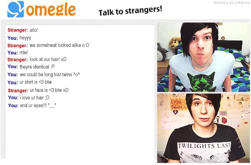 Watch best omegle GIF on Gfycat. Discover more Amazingphil, Daniel Howell GIFs on Gfycat