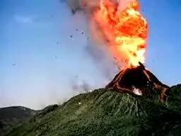 Watch and share Eruption GIFs and Volcano GIFs on Gfycat