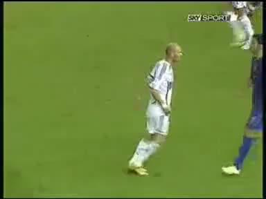 Watch and share -Zidane- Coup De Boule - Les Vrais Paroles GIFs on Gfycat