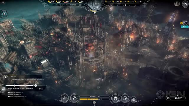 Watch and share Frostpunk The Last Autumn DLC  12 Minutes Of Gameplay GIFs on Gfycat