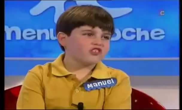 Watch and share Manuel 'El Niño Corneta' - Ni Una Sola Palabra - PAULINA RUBIO GIFs on Gfycat