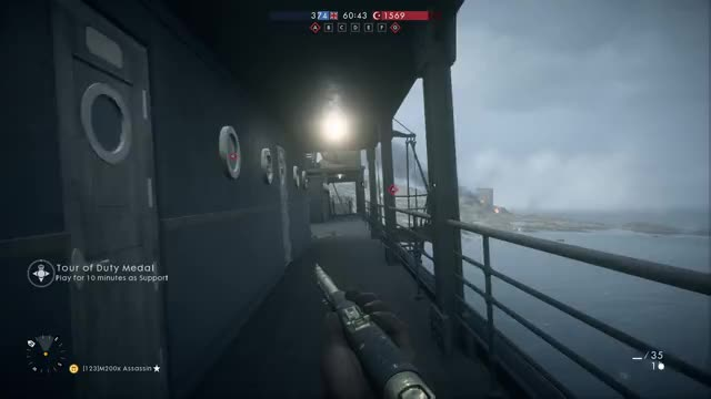 Watch this GIF by Gamer DVR (@xboxdvr) on Gfycat. Discover more Battlefield1, M200x Assassin, xbox, xbox dvr, xbox one GIFs on Gfycat
