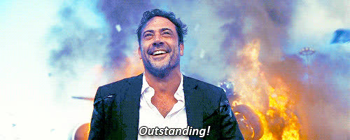 Jeffrey Dean Morgan, roast, roasted, roastreactions, roasted GIFs
