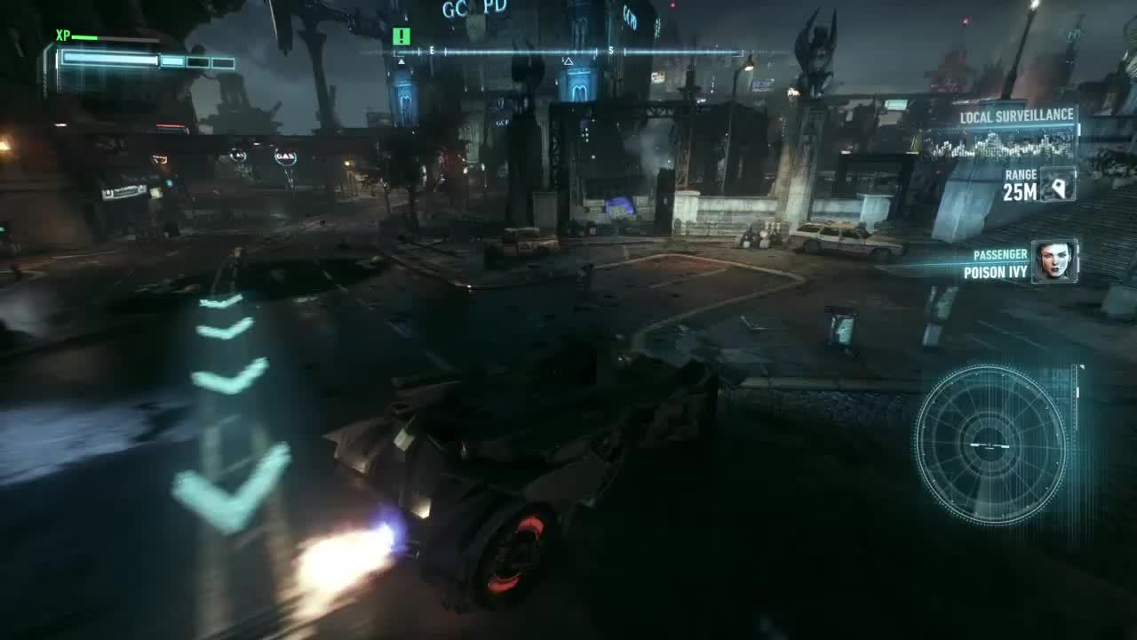 batmanarkham, What's scarier than a bat? A bat without wings. (reddit) GIFs