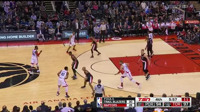 Watch and share Toronto Raptors GIFs and Nba GIFs on Gfycat