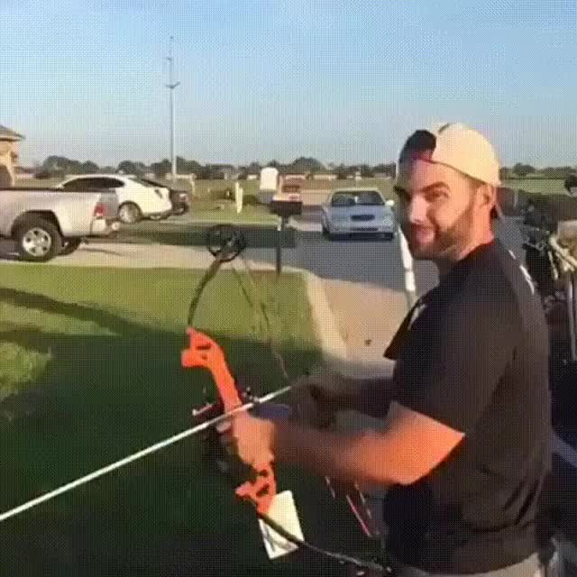 Watch and share Bow And Arrow GIFs and Archery GIFs on Gfycat