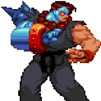 Watch Mech/Cyber Ryu GIF on Gfycat. Discover more related GIFs on Gfycat