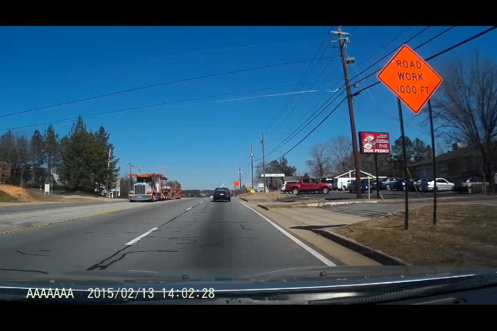 roadcam, [USA] I was rear-ended because people wont pick up their debris from their own accident. (reddit) GIFs