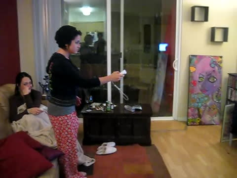fail, holdmycosmo, wii, wii bowling victory dance...FAIL! GIFs
