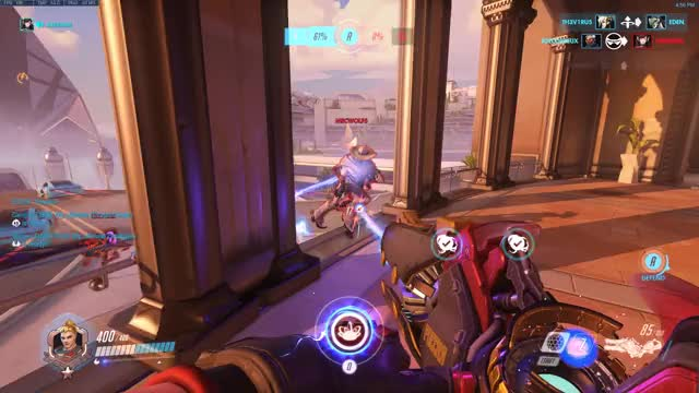 Watch Overwatch 01.05.2018 - 16.56.28.04.DVR GIF on Gfycat. Discover more related GIFs on Gfycat