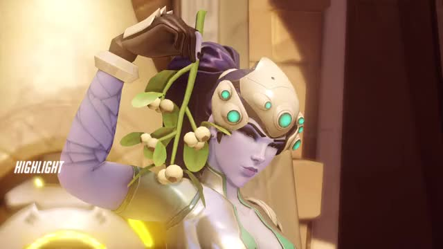 Watch Widowmaker: like ducks at the amusement park GIF by solarbirdy (@solarbird) on Gfycat. Discover more console, gaming, highlight, overwatch, ps4, temple of anubis, widowmaker GIFs on Gfycat