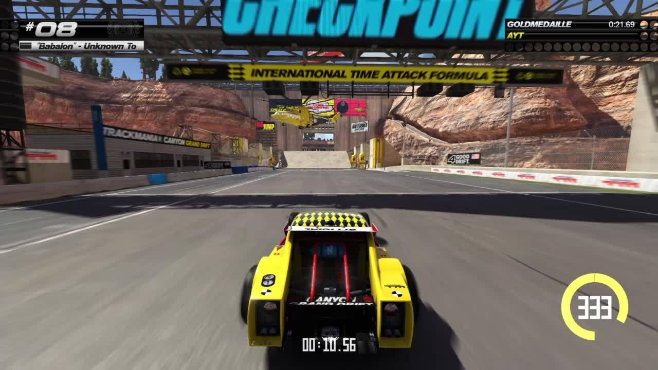 Trackmania Turbo GIFs