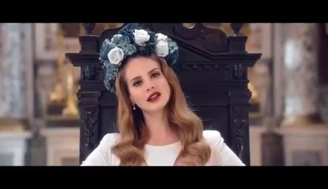 Watch this lana del rey GIF on Gfycat. Discover more lana del rey GIFs on Gfycat