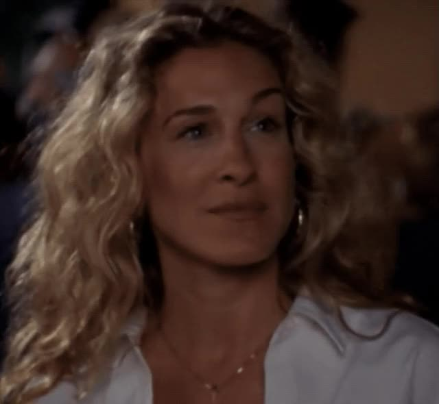 Watch and share Sarah Jessica Parker GIFs and Sex And The City GIFs by Reactions on Gfycat