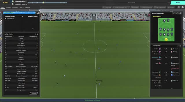 Watch and share Football Manager 2020 2020-05-05 16-13-22 Trim GIFs on Gfycat