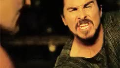 Watch and share Christian Bale GIFs and Ben Kingsley GIFs on Gfycat