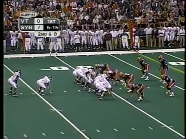 Watch 2000 Virginia Tech @ Syracuse GIF on Gfycat. Discover more hokietapes, vick, virginia tech GIFs on Gfycat