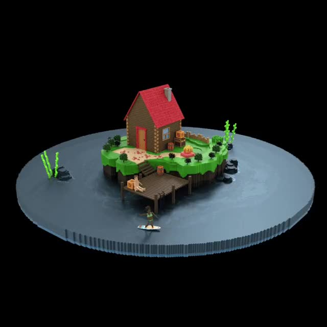 Watch and share Applepencil GIFs and Voxelart GIFs by Voxel Max on Gfycat