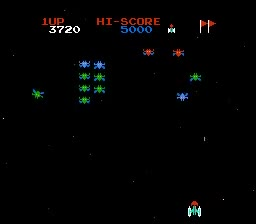 Watch and share Galaxian GIFs and Nes GIFs by ZixCroDiuS on Gfycat