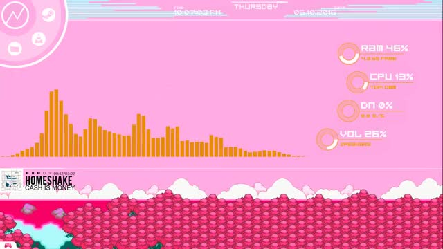 Watch new desktop GIF by @chait-hei on Gfycat. Discover more rainmeter GIFs on Gfycat