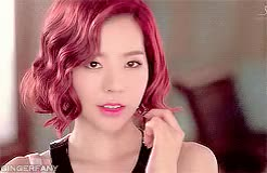 Watch and share Girls' Generation GIFs and Lion Heart GIFs on Gfycat