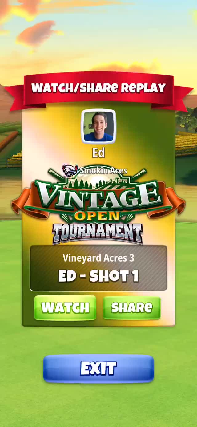 Watch and share Vintage Open - Masters Hole 4 - O2 Drive GIFs on Gfycat