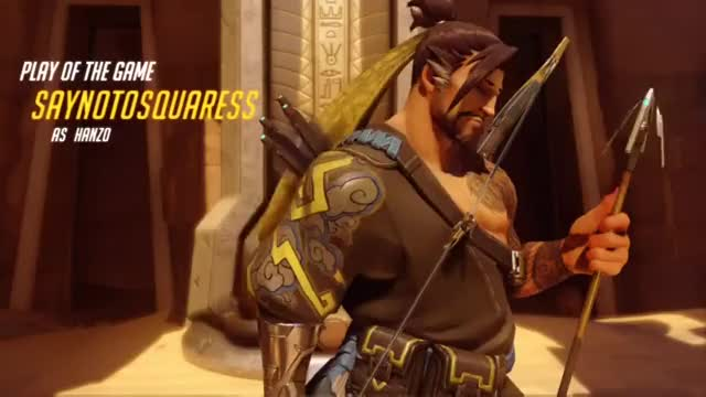 Watch Hanzo Hanzo Hanzo Console GIF on Gfycat. Discover more overwatch GIFs on Gfycat