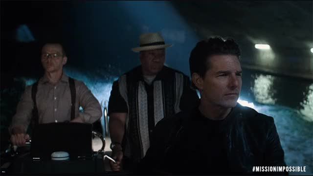 Watch and share Mission Impossible Fallout GIFs and Ving Rhames GIFs by Mission: Impossible on Gfycat
