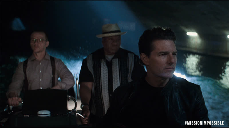 action, blockbuster, epic, m.i., mission impossible, mission impossible fallout, mission: impossible, missionimpossible, movies, paramount pictures, tom cruise, Boat GIFs