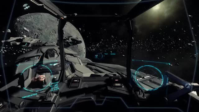 Watch 2.2 PTU connie turret QDrive GIF by @hawxlike on Gfycat. Discover more constellation, starcitizen GIFs on Gfycat