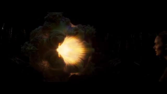 Watch and share Annihilation (2018) Ending Alien Scene Part 1  |  HD GIFs on Gfycat
