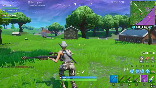 Watch and share Predictive Sniping GIFs and Funny Fortnite GIFs by friskai on Gfycat