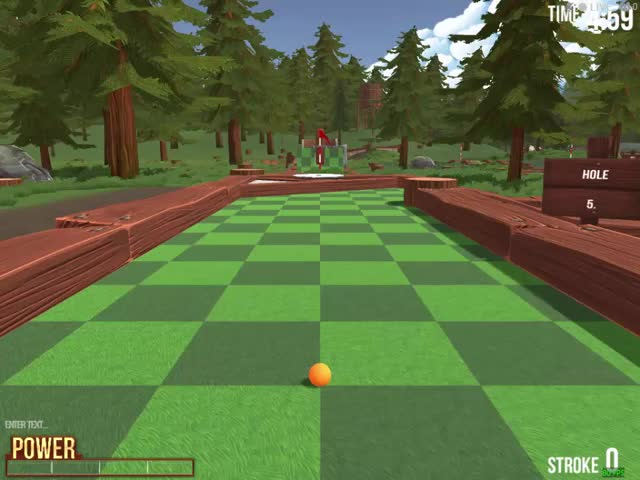 Watch Hole 5 GIF on Gfycat. Discover more golfwithfriendsgame GIFs on Gfycat