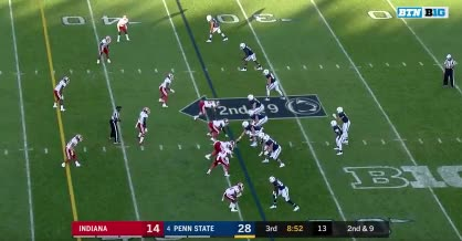 Watch and share Complete Vs. LB Edge Blitz GIFs by Andrew Callahan on Gfycat