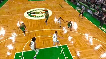 Watch and share Kemba Walker — Boston Celtics GIFs by Off-Hand on Gfycat