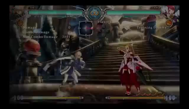 Watch BBCF: Jin Rapid Cancel Combo GIF on Gfycat. Discover more related GIFs on Gfycat