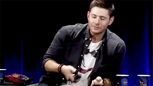 Watch dean winchester, gif, hot, jensen ackles, spn, supernatural GIF on Gfycat. Discover more jensen ackles GIFs on Gfycat