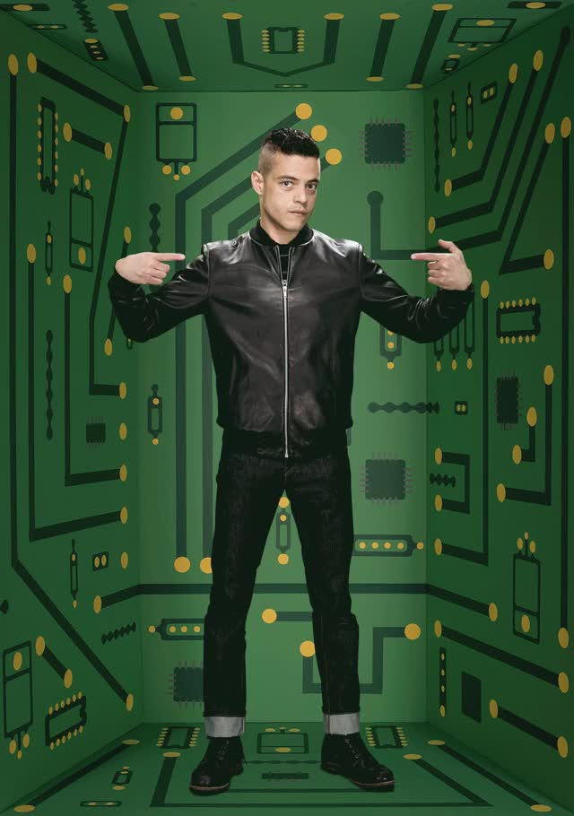 Watch HollenderX2 - Rami Malek for The Wrap GIF by Wonderful Machine (@wonderfulmachine) on Gfycat. Discover more related GIFs on Gfycat