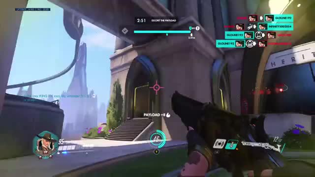 Watch this GIF by Xbox DVR (@xboxdvr) on Gfycat. Discover more GongonOrRiot, OverwatchOriginsEdition, xbox, xbox dvr, xbox one GIFs on Gfycat