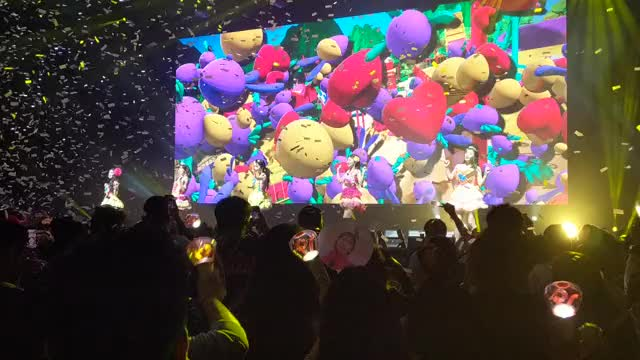 Watch and share Confetti GIFs by pink_velvet on Gfycat