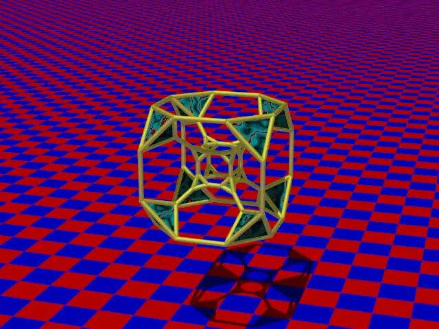 Watch Truncated tesseract GIF by Stéphane Lambert (@slambert) on Gfycat. Discover more 4D, geometry, povray, tesseract GIFs on Gfycat