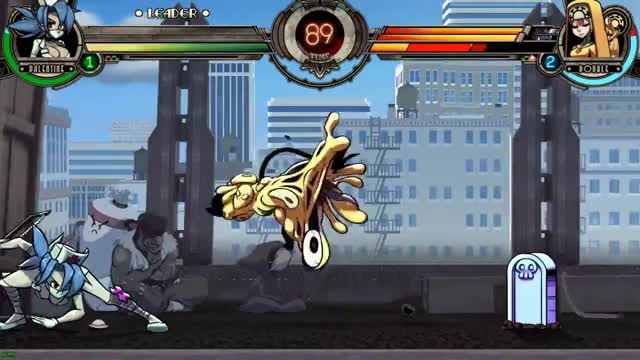 Watch Skullgirls Valentine Run cycle GIF on Gfycat. Discover more related GIFs on Gfycat