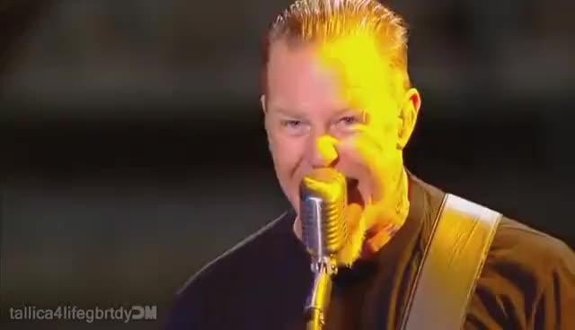 Watch and share Metallica GIFs on Gfycat
