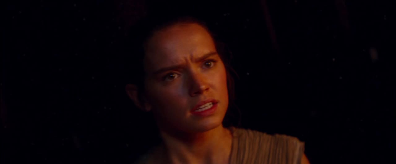 daisy ridley, rey, star wars, star wars the force awakens, the force awakens, Star Wars - The Force Awakens - Rey's Vision Gif 4 GIFs