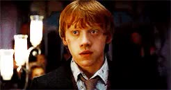 Watch and share Ron Weasley GIFs and Hpedit GIFs on Gfycat
